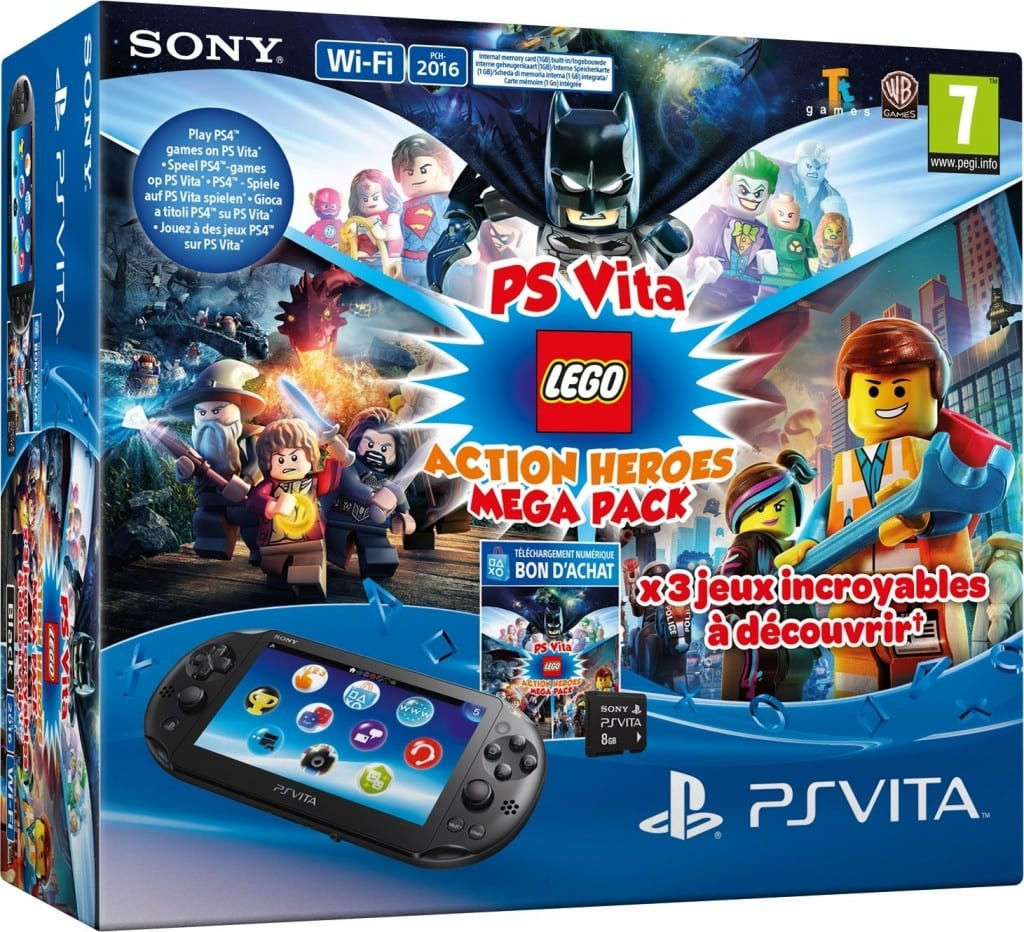 PlayStation Vita noël