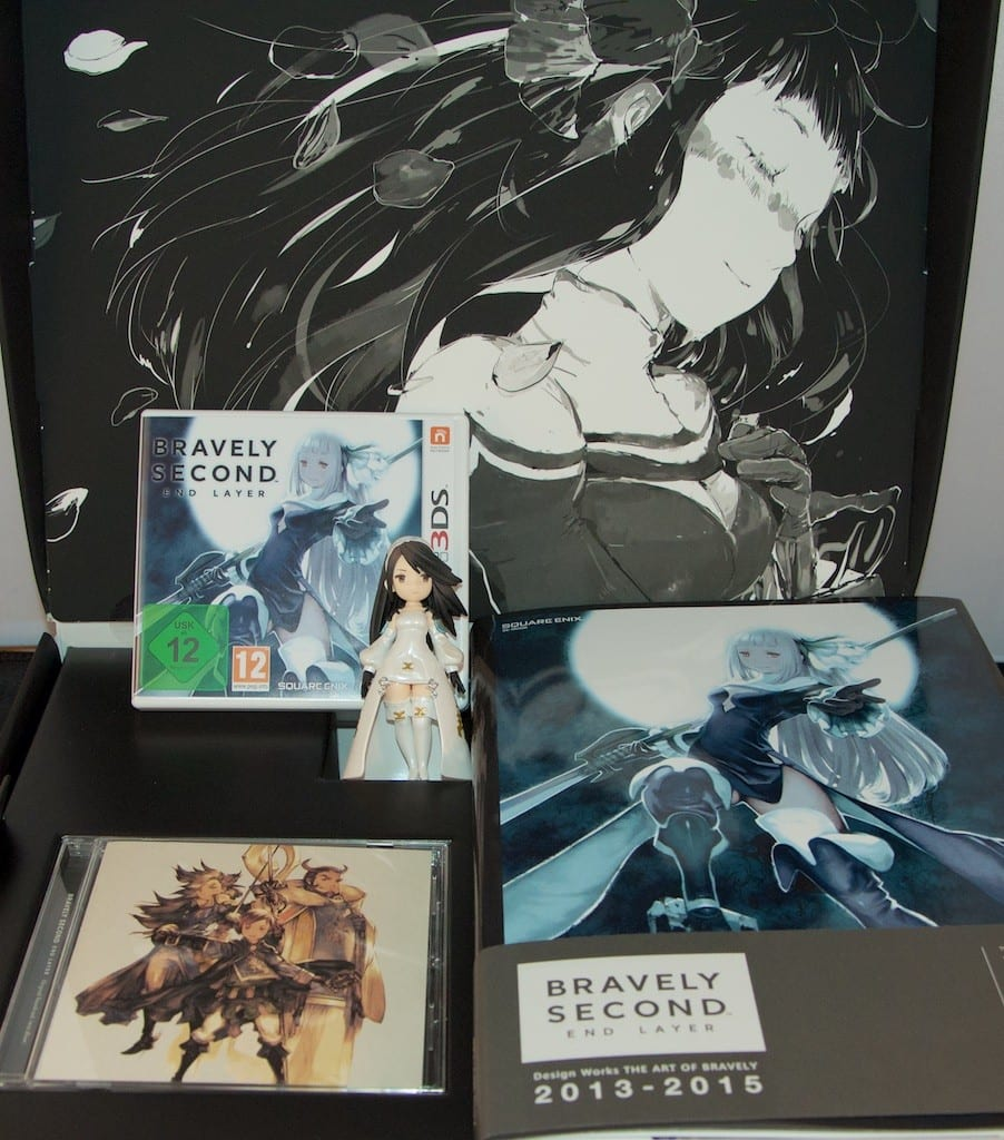 Bravely Second Deluxe Collector Edition