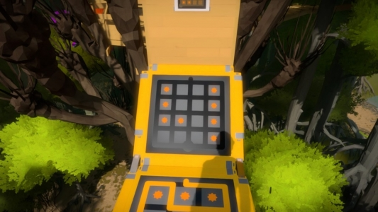 "The Witness : une énigme ""facile"""