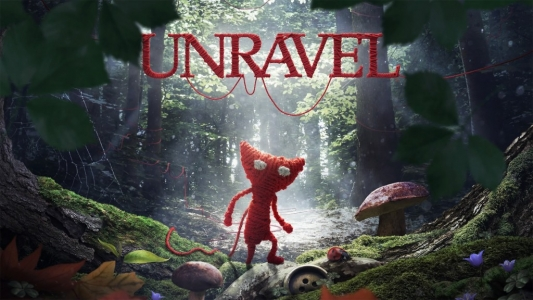 Unravel withmyplayer2 with my player2 WMP2 EA coldwood