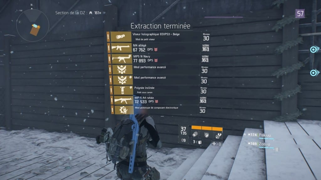 Tom Clancy's The Division loot Dark Zone