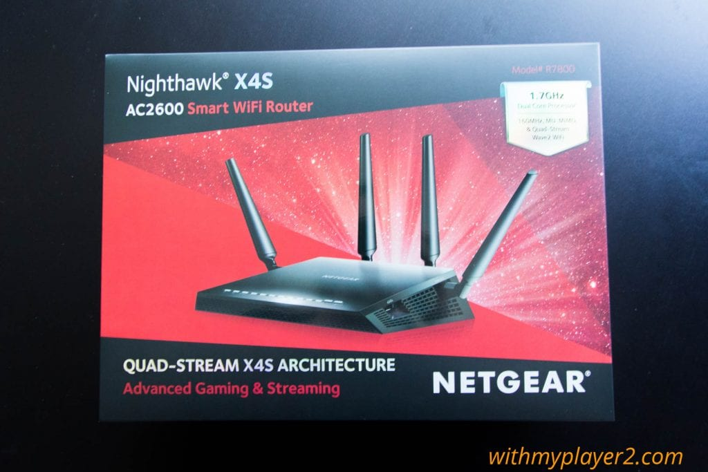 Routeur Nighthawk 7800