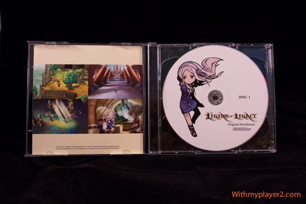 Legend of Legacy OST