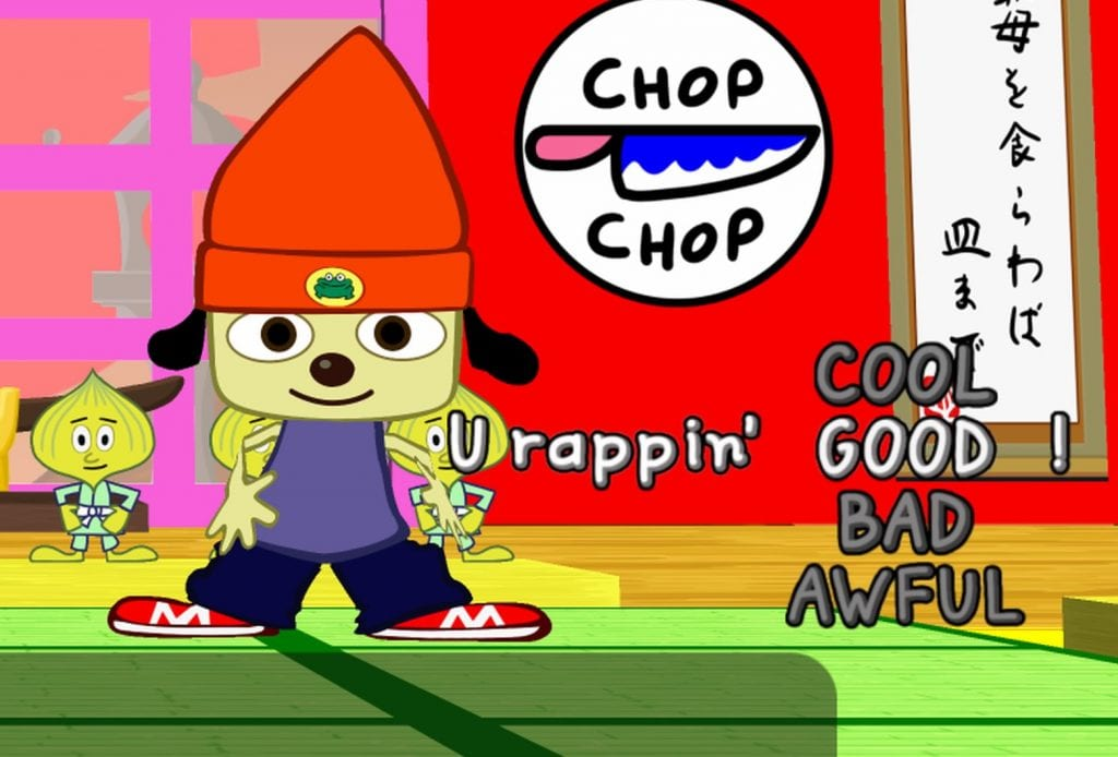 PaRappa The Rapper Remastered 4K 100