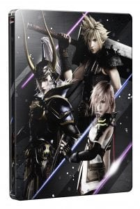 Dissidia Final Fantasy NT Steelbook