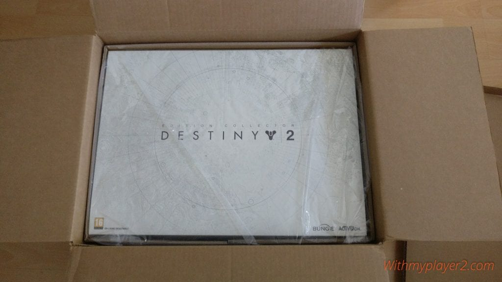 Unboxing Destiny 2 Carton
