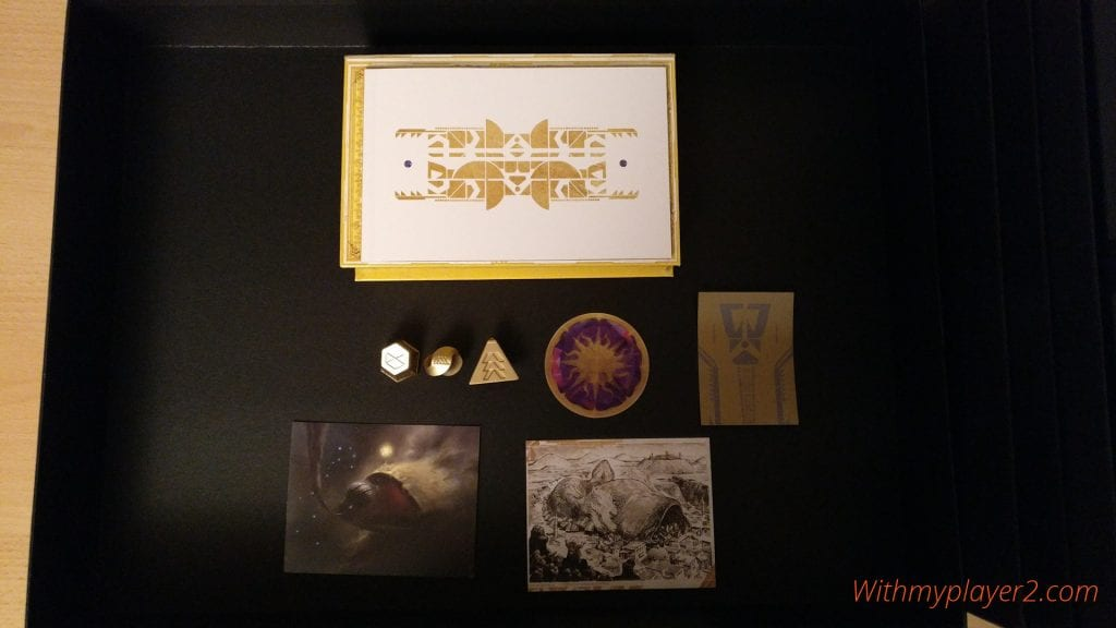 Unboxing Destiny 2 édition collector