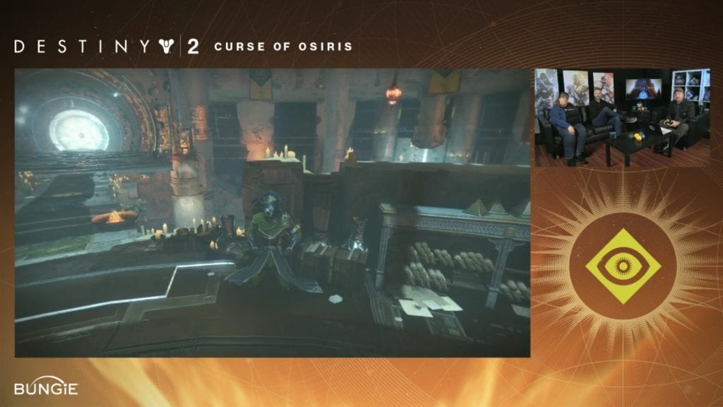 Destiny 2 livestream Osiris loot