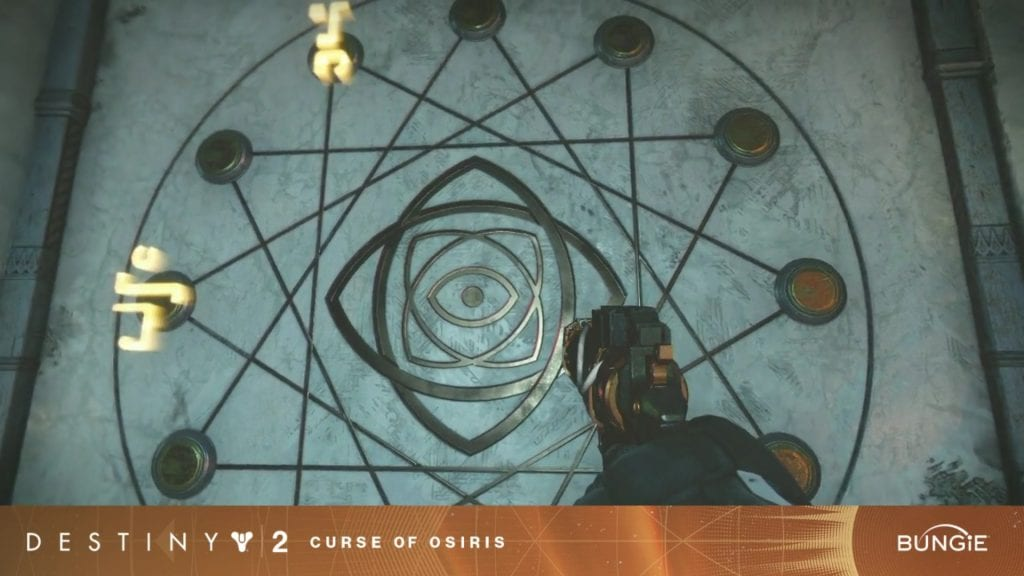 Destiny 2 livestream Osiris Forge