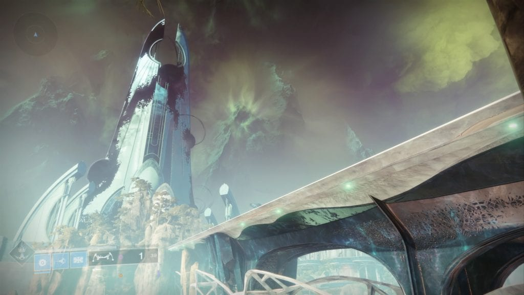 Destiny 2 forsaken Renegats test ps4 the last wish