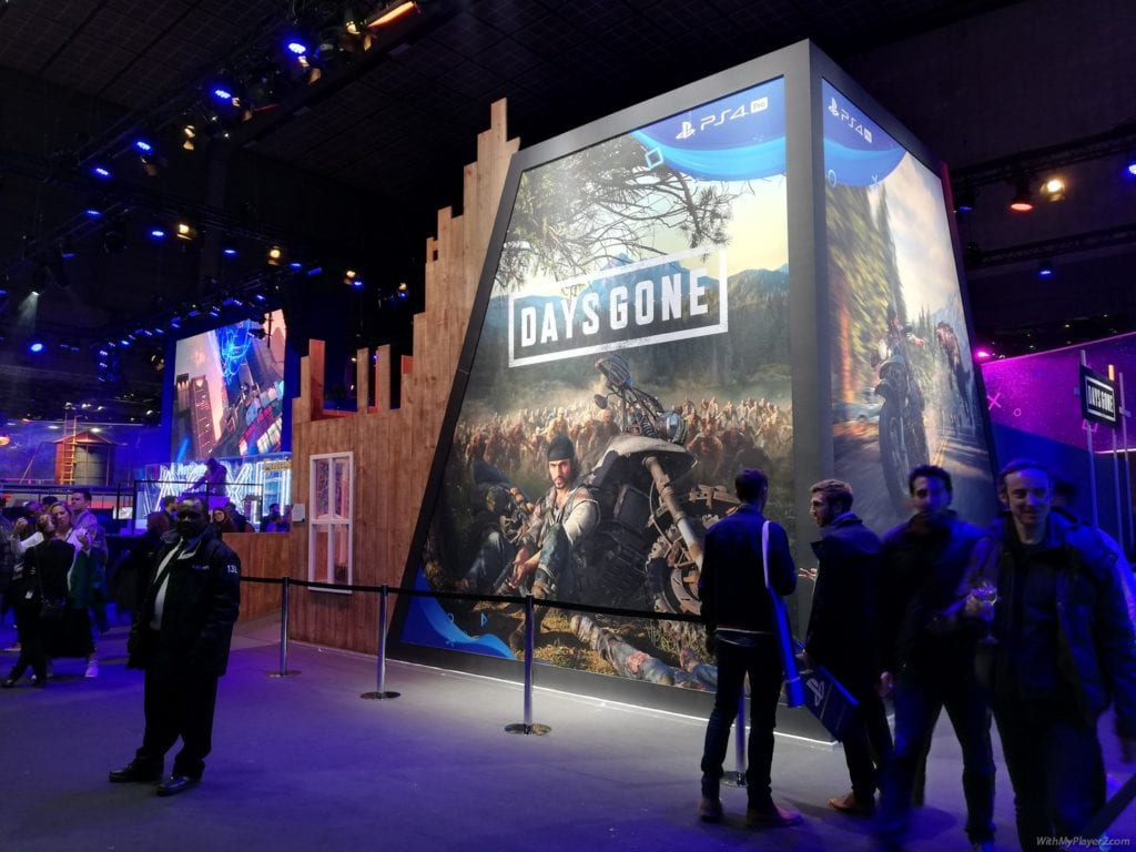 PGW 2018 Days Gone
