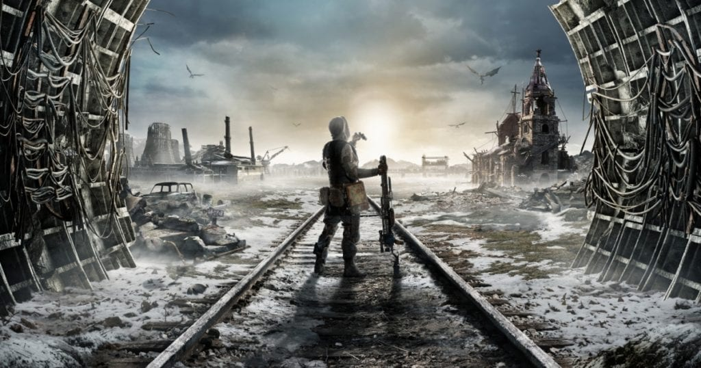 Metro Exodus The spartan edition