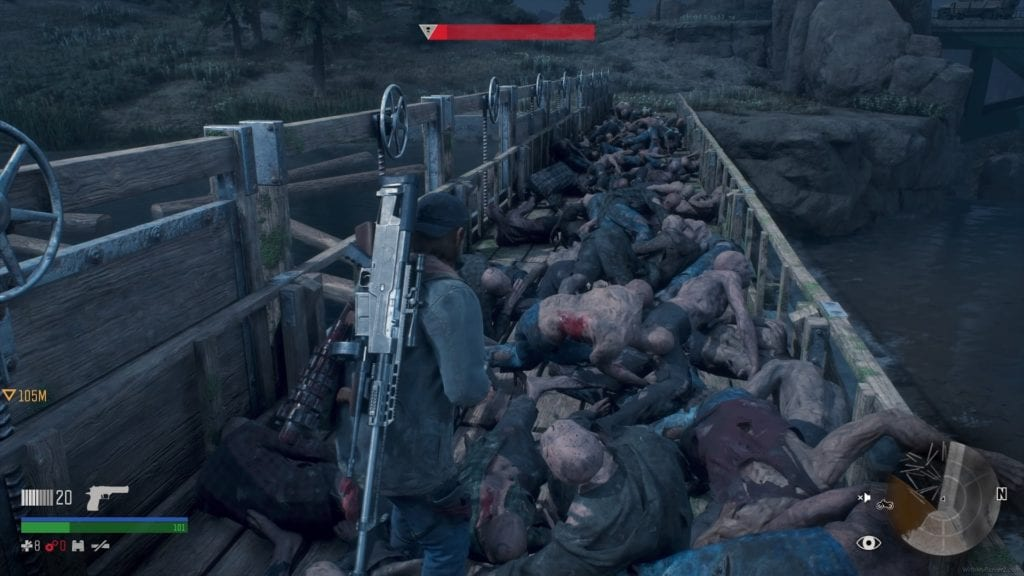 DAYS GONE Horde