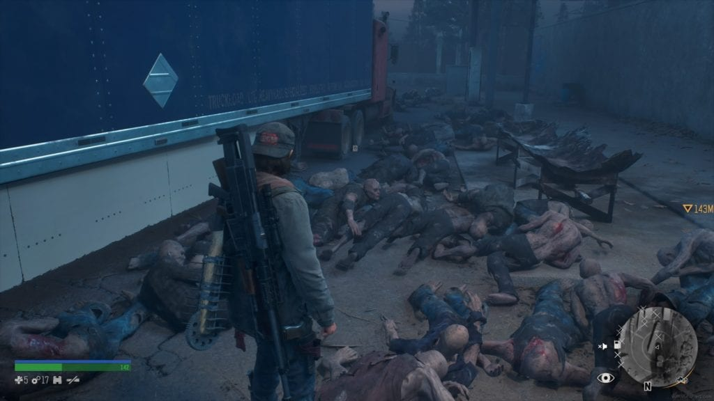 DAYS GONE horde 2